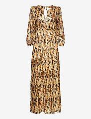 ba&sh - GULLIAN DRESS - evening dresses - ochre - 1