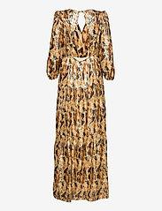 ba&sh - GULLIAN DRESS - evening dresses - ochre - 2