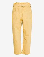 ba&sh - JALIA TROUSERS - mom-jeans - yellow - 2