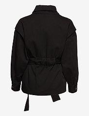 ba&sh - LOST JACKET - wool jackets - black - 2