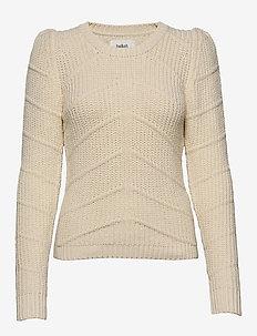 PULL DABNEY - swetry - ecru