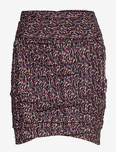 JUPE DINA - spódnice mini - noir