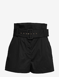 SHORT KOOK - casual shorts - noir