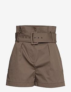 SHORT KOOK - casual shorts - taupe