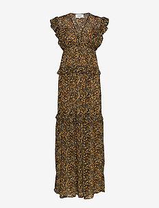 ROBE SAMANTA - maxi sukienki - carbone