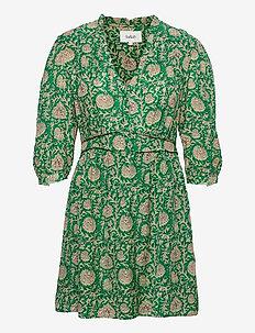 PAZ DRESS - sommerkjoler - vert