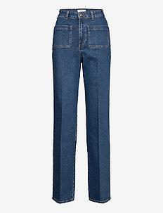 JEANS DJANGO - jeans droites - bluejeans