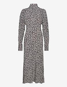 ROBE EMILIE - robes longues - noir