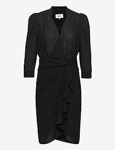 ROBE ISEE - robes midi - noir