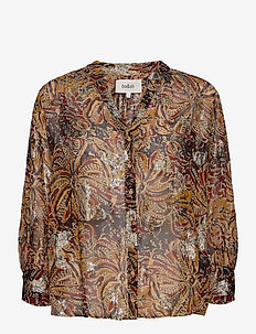 BLOUSE QUINCY - langærmede bluser - or