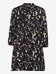 ROBE TELMA - robes courtes - noir