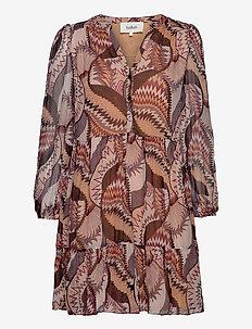 ROBE TWIST - robes courtes - nuit