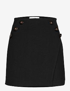 KARA SKIRT - korta kjolar - black