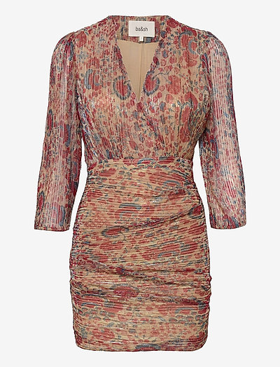 AMELIA DRESS - sommerkleider - red