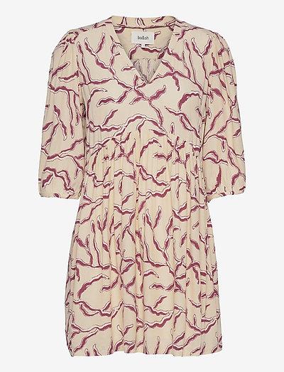 CONSTANCE DRESS - sommerkleider - off white