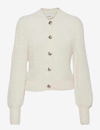 BAYLOR CARDIGAN - cardigans - off white
