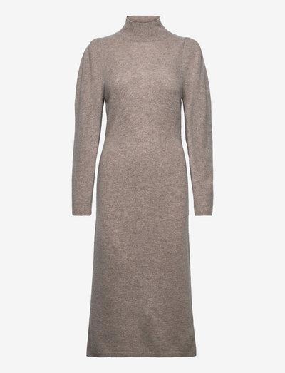 FELICITY DRESS - sommerkleider - beige