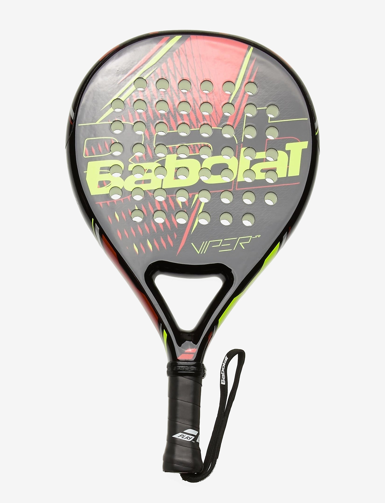 Babolat - VIPER JUNIOR - rackets & equipment - 296 black/red/yellow - 0