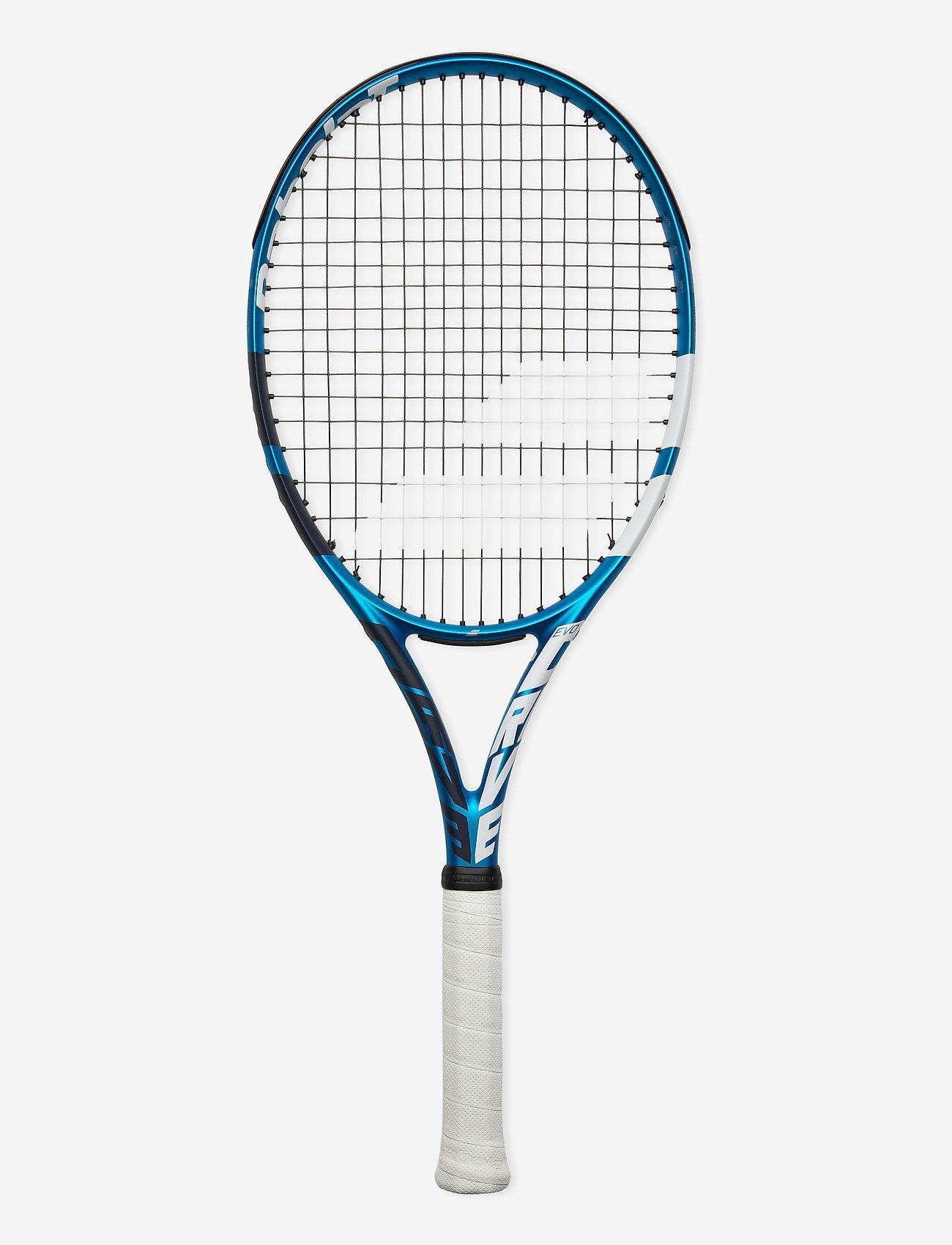Babolat - EVO DRIVE STRUNG - tennis ketcher - (blue test) - 0
