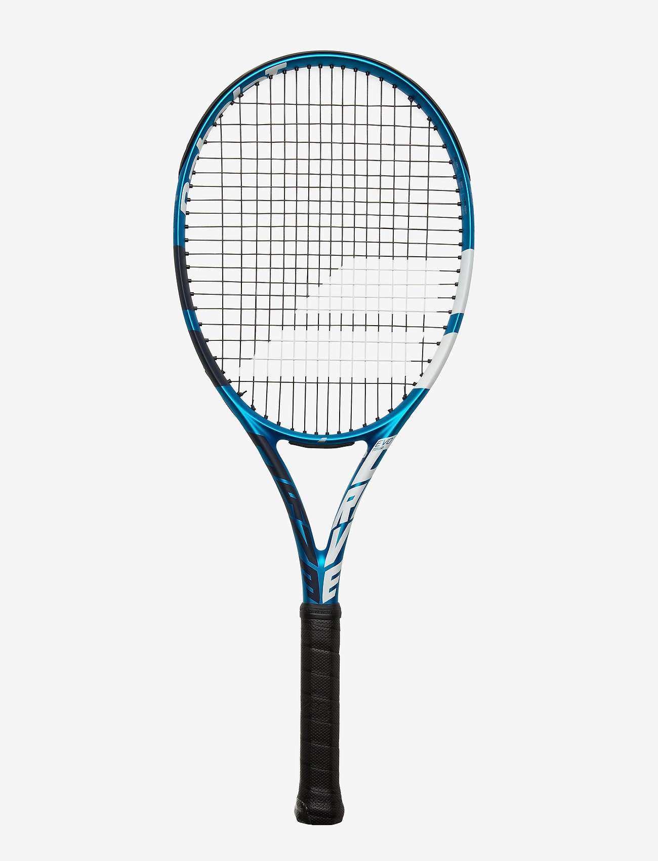 Babolat - EVO DRIVE TOUR STRUNG - tennis ketcher - (blue test) - 0