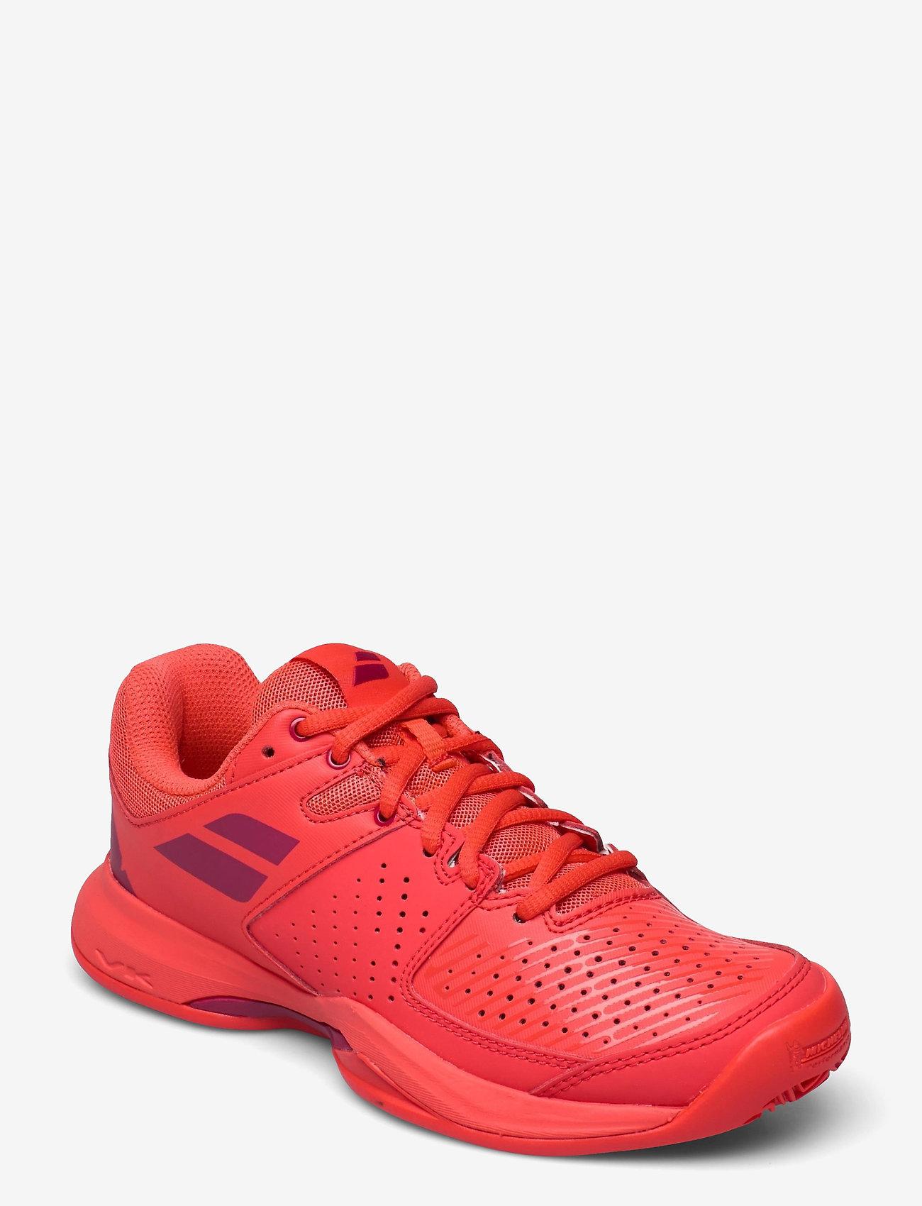 Babolat - Pulsion Clay Women - racketsportschoenen - 5051 cherry tomato - 0