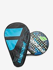 Babolat - CONTACT Padel Racket - padel rackets - black green blue - 1