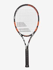 Babolat - EVOKE 105 STRUNG - tennis ketcher - 162 black orange - 0