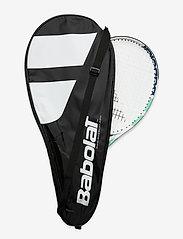 Babolat - BOOST DRIVE WOMEN STRUNG - tennischläger - 353 white blue green - 1