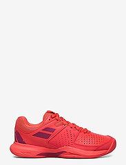 Babolat - Pulsion Clay Women - racketsportschoenen - 5051 cherry tomato - 1