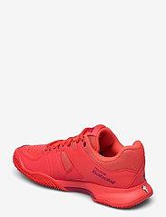Babolat - Pulsion Clay Women - racketsportschoenen - 5051 cherry tomato - 2