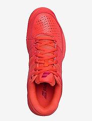 Babolat - Pulsion Clay Women - racketsportschoenen - 5051 cherry tomato - 3