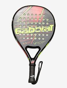 VIPER JUNIOR - rackets & equipment - 296 black/red/yellow