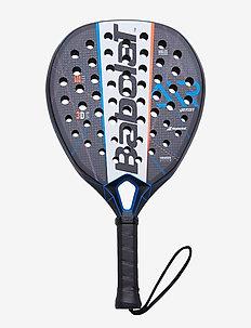 AIR VERON - padel rackets - 356 black white blue
