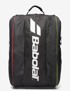 RH Team Padel - ketsjersporttasker - 145 black white