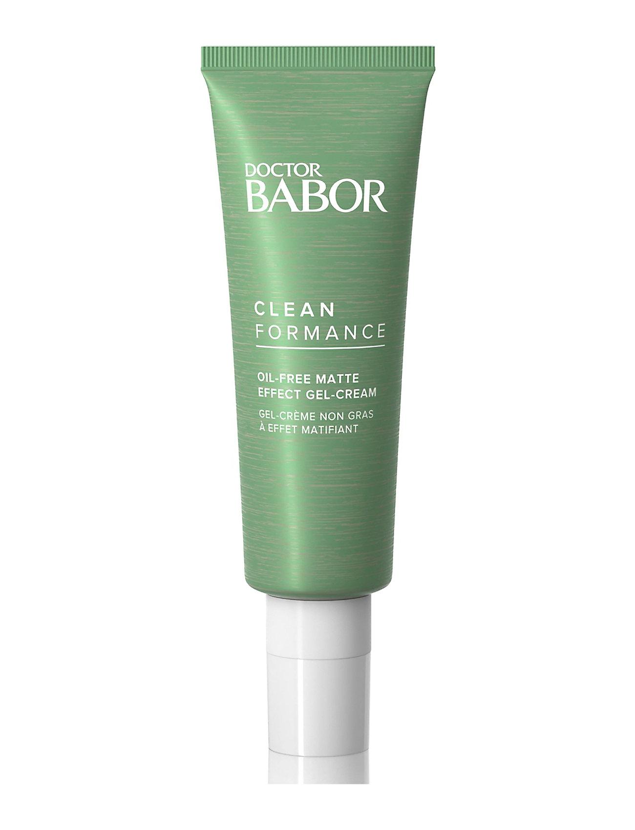 Cleanformance Oil-Free Matt Cream Beauty WOMEN Skin Care Face Cleansers Cleansing Gel Nude Babor