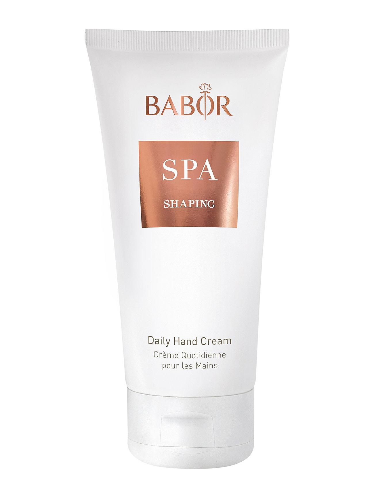 Image of Shaping Daily Hand Cream Beauty WOMEN Skin Care Body Hand Cream & Foot Cream Nude Babor (3223838913)