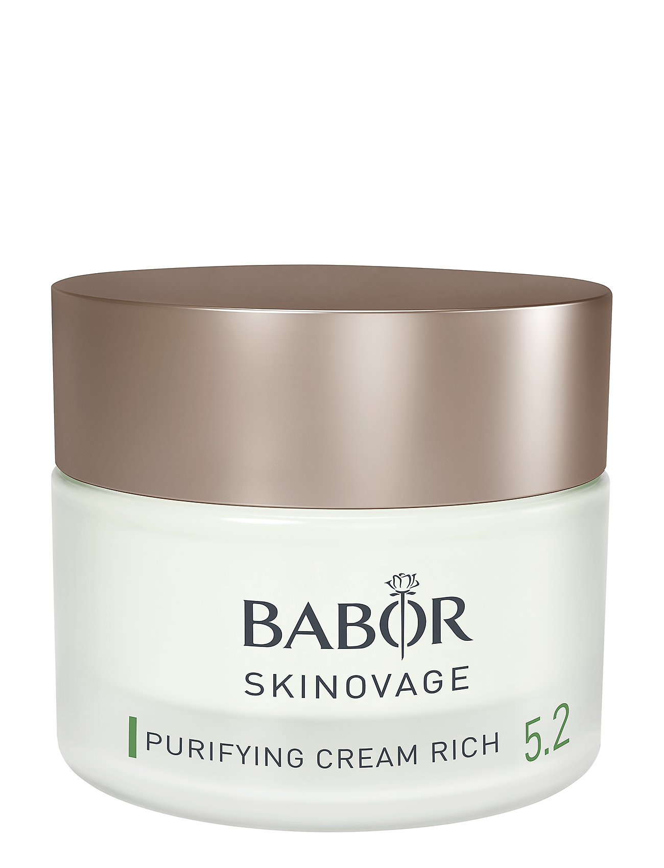 Image of Purifying Cream Rich Beauty WOMEN Skin Care Face Day Creams Nude Babor (3276249189)