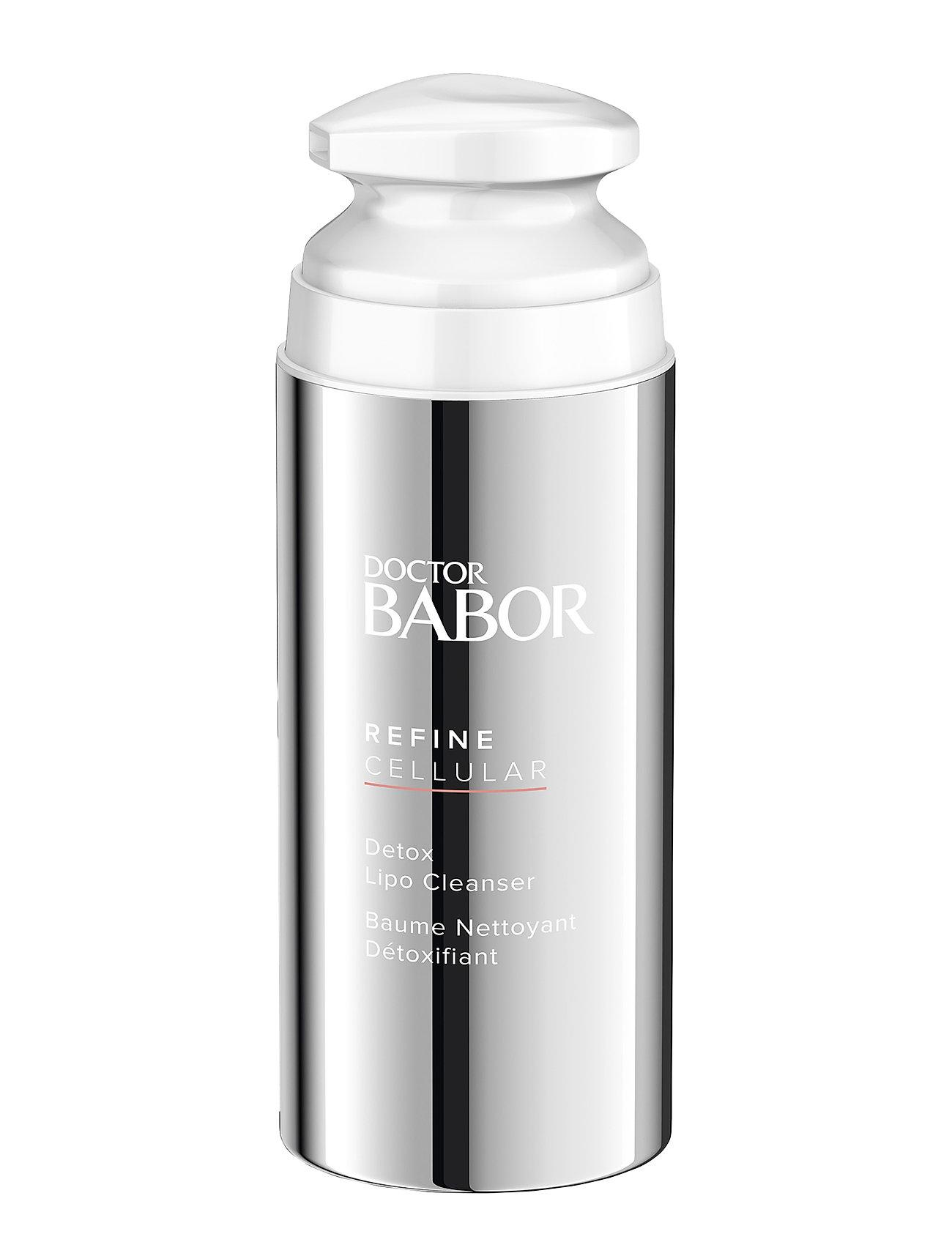 Image of Detox Lipo Cleanser Ansigtsrens Makeupfjerner Nude BABOR (3105946011)