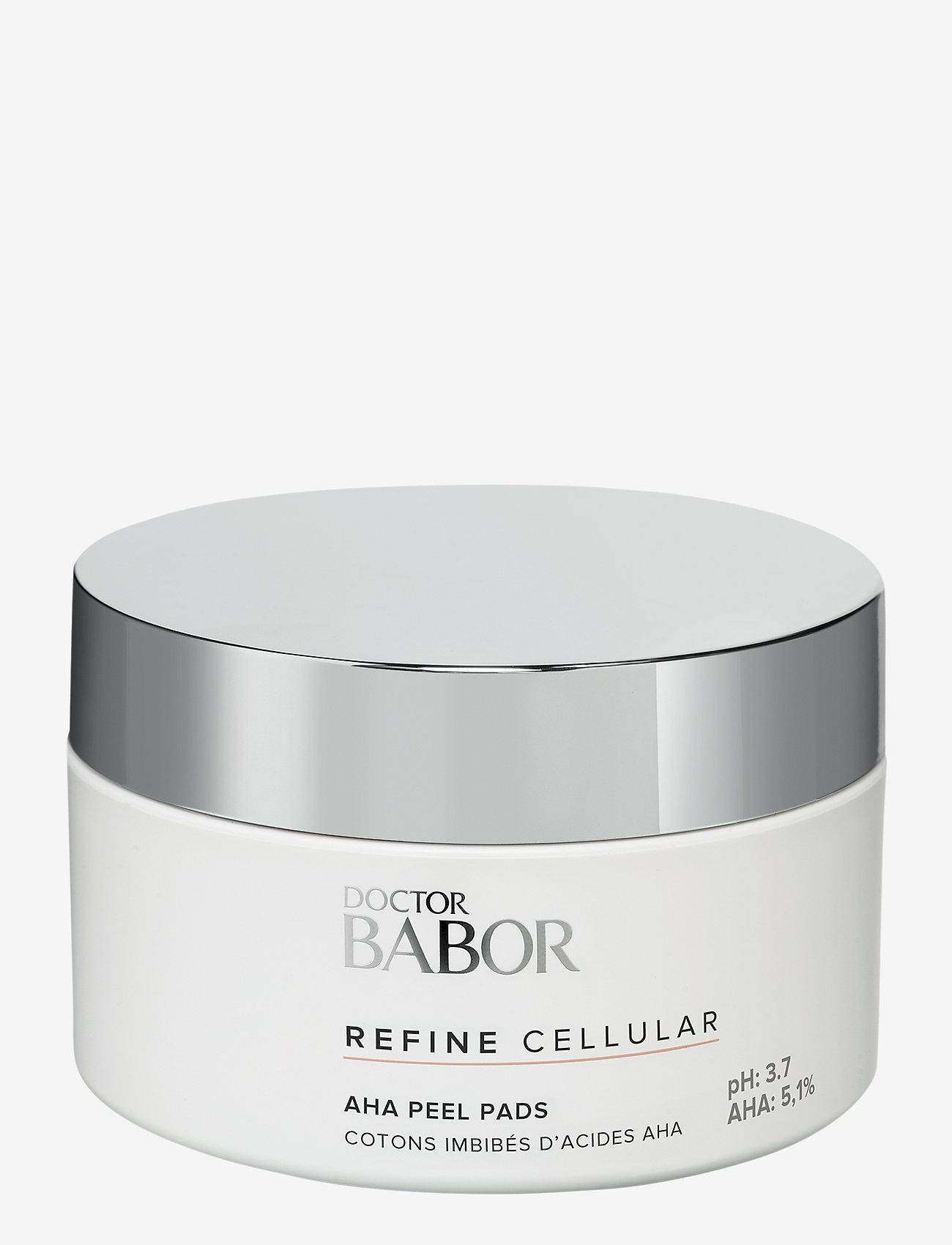 Babor - Refine Cellular Peeling Pads - peeling - no colour - 0