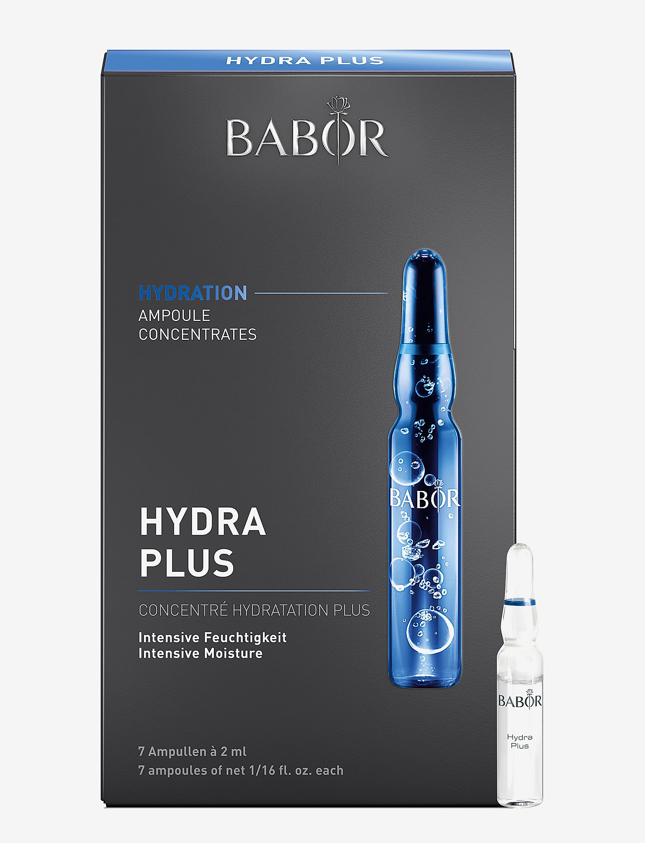 Babor - Hydra Plus - serum - no color - 0