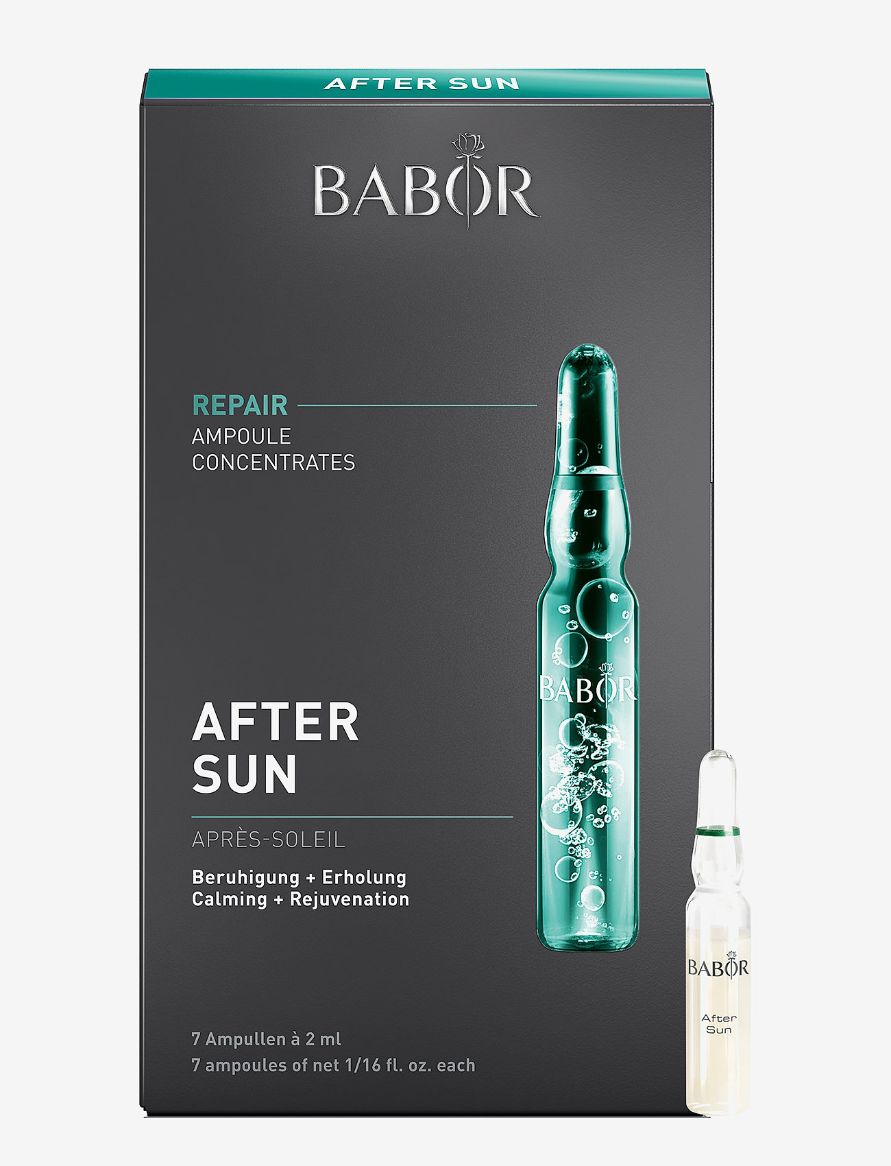 Babor - After Sun - serum - no color - 0