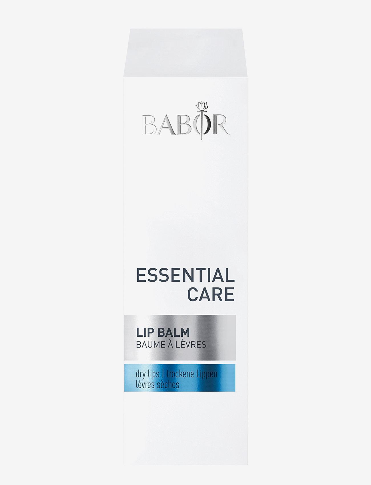 Babor - Lip Balm - läppvård - no color - 1
