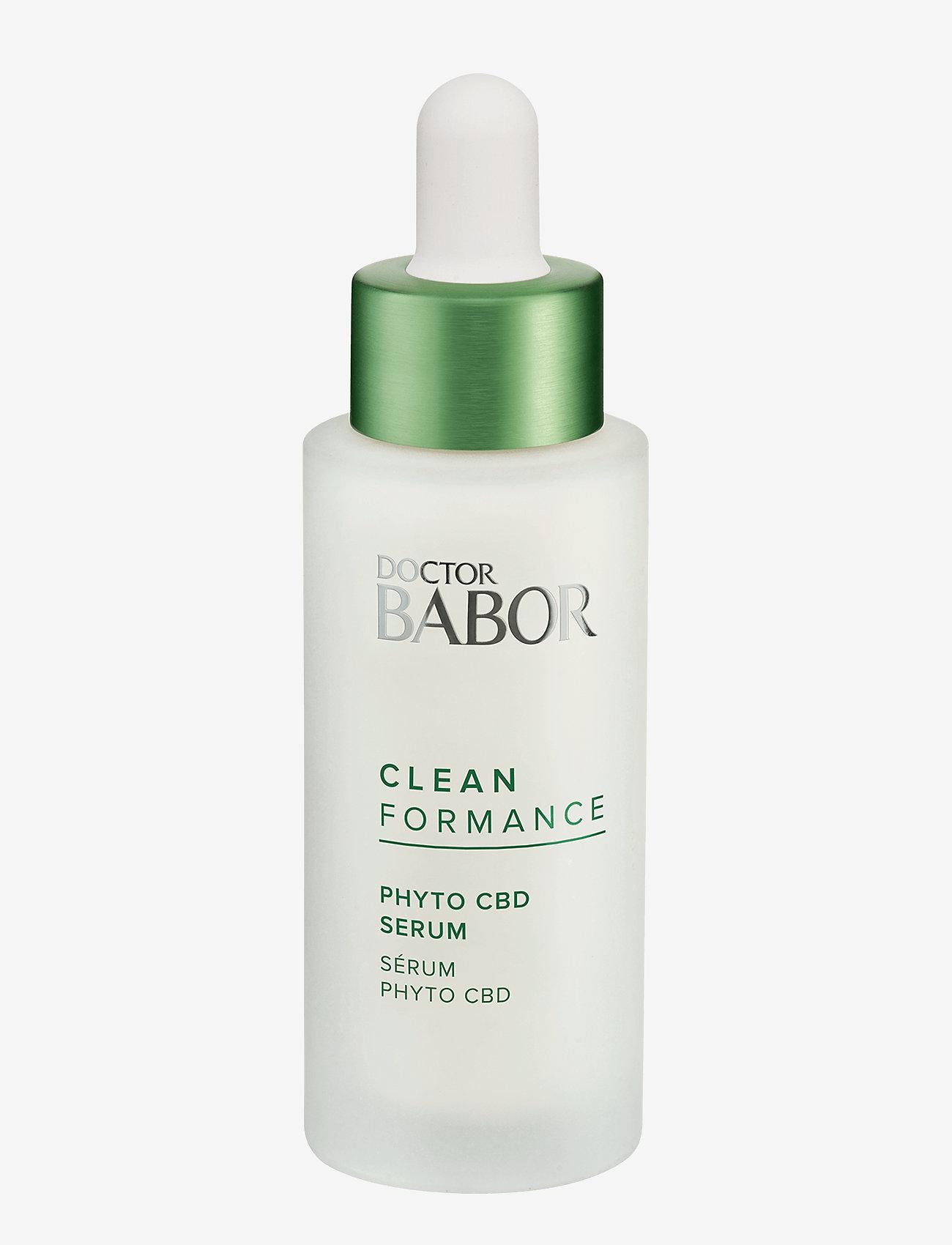 Babor - Cleanformance Phyto CBD Serum - seerumit - clear - 0