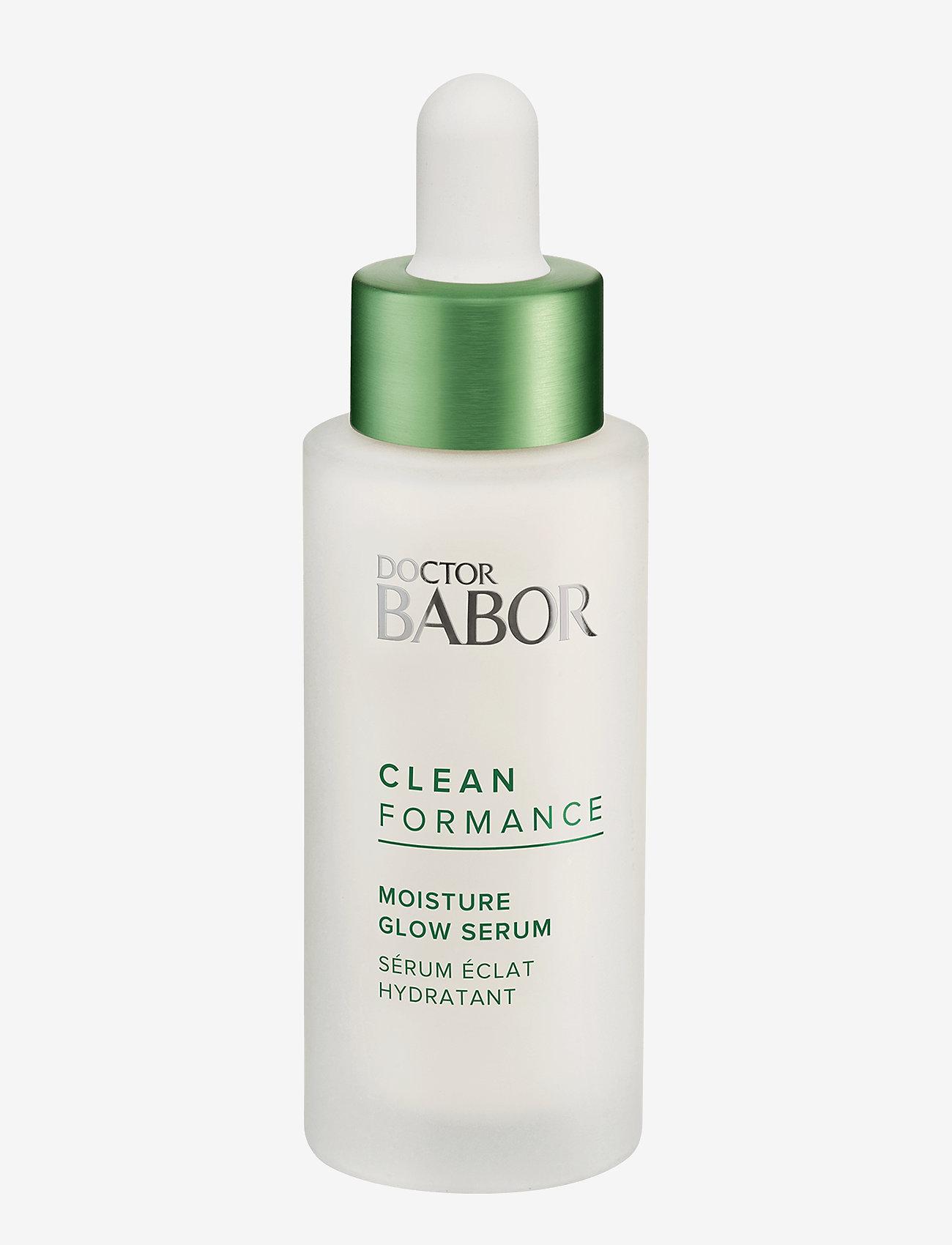 Babor - Cleanformance Moisture Glow Serum - seerumit - clear - 0