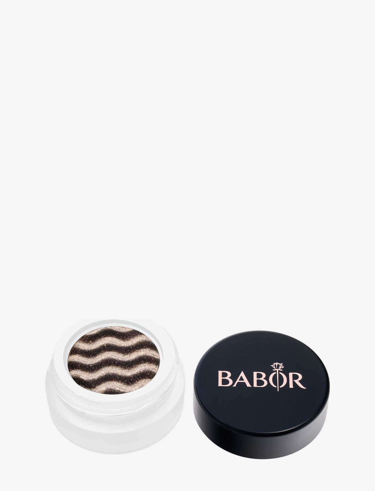 Babor - Velvet Eye Shadow 03 bronze - Ögonskugga - bronze - 0