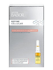 Babor Glow Booster Bi-Phase Ampoules - NO COLOR