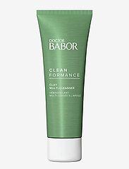 Babor - Cleanformance Clay Multi-Cleanser - puhdistusgeeli - clear - 0
