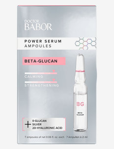 Doctor Babor Ampoule Beta Glucane - serum - no colour