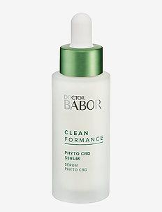 Cleanformance Phyto CBD Serum - serum - clear