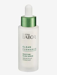 Cleanformance Moisture Glow Serum - serum - clear